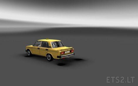 Lada ets 2 mods for Lada 07 salon