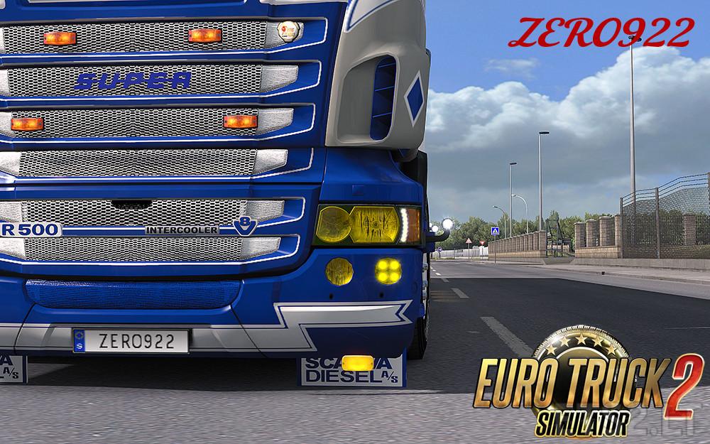 Scania Lights Ets 2 Mods