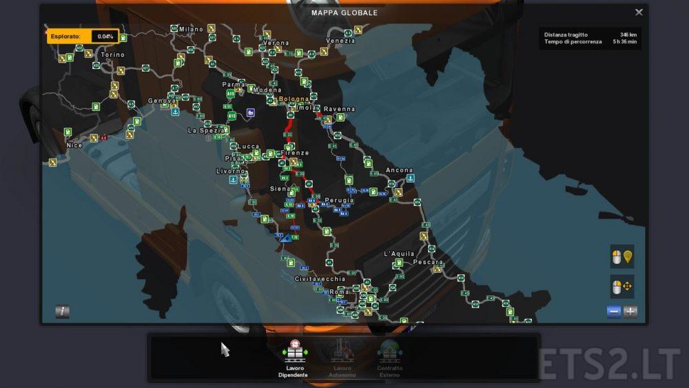 ProMods Map v2 0 | ETS 2 mods