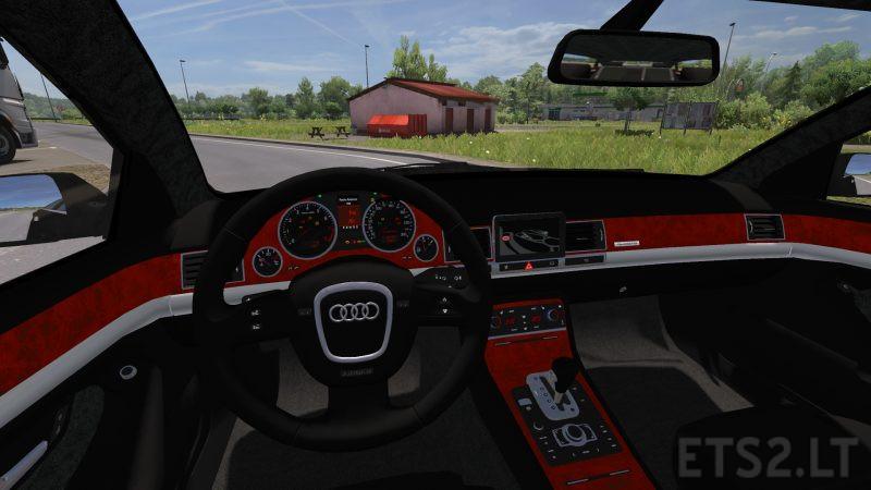 Audi A ETS Mods - Audi car video download