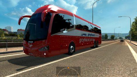coach   ETS 2 mods - Part 10