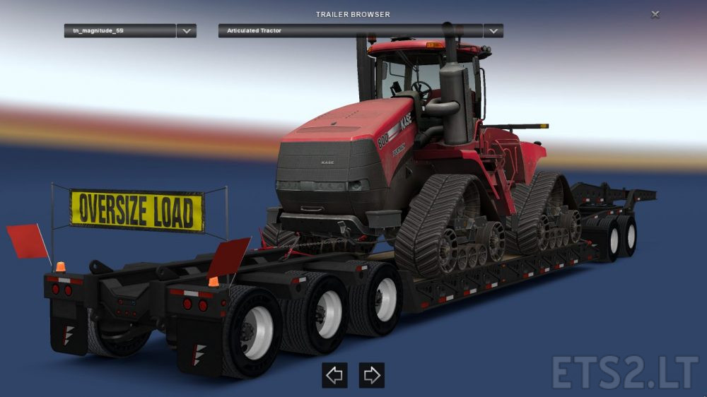 ATS Heavy Cargo in ETS2 v 1 1 | ETS 2 mods