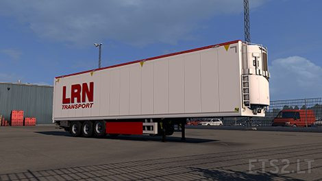 Kraker Walkingfloor Pack V 161 By Kast Ets 2 Mods