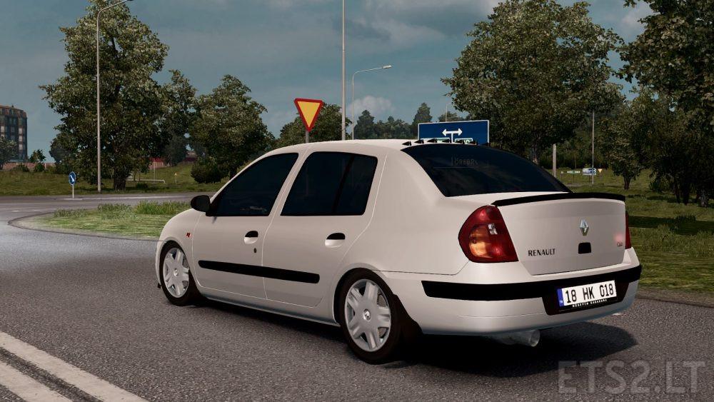 Renault Clio | ETS 2 mods