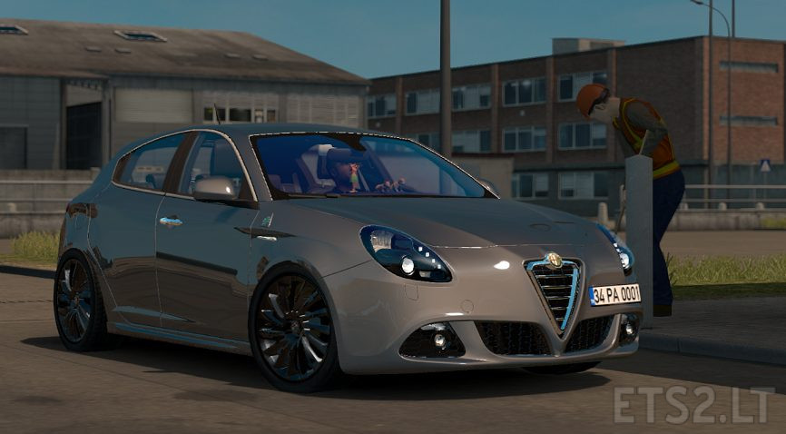 alfa romeo giulietta ets 2 mods. Black Bedroom Furniture Sets. Home Design Ideas