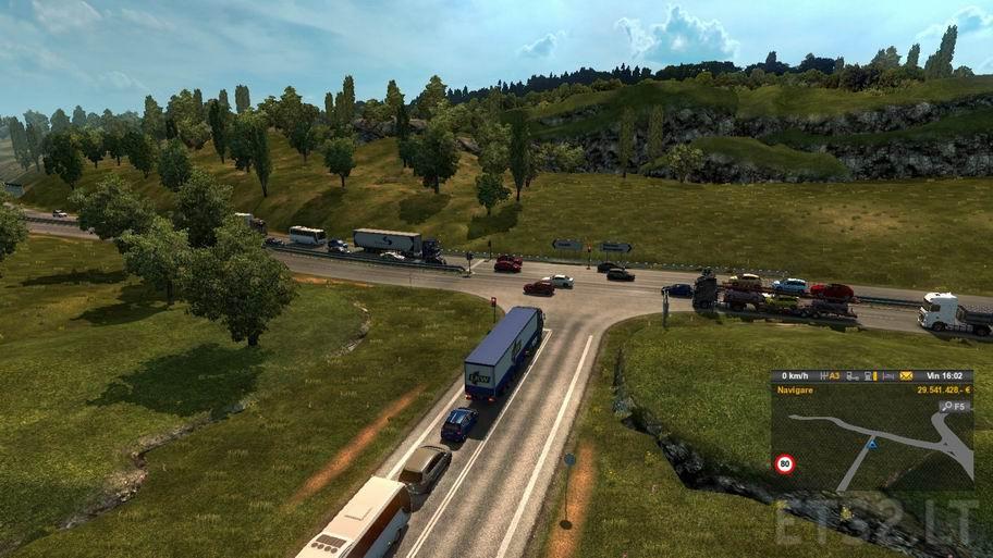 Arayas Super Traffic v 1 0 [1 30 xx] | ETS 2 mods