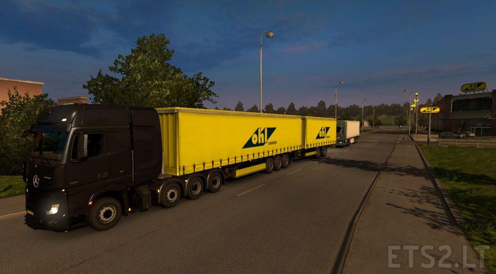 Download ets2 1 30 full dlc crack | Euro Truck Simulator 2