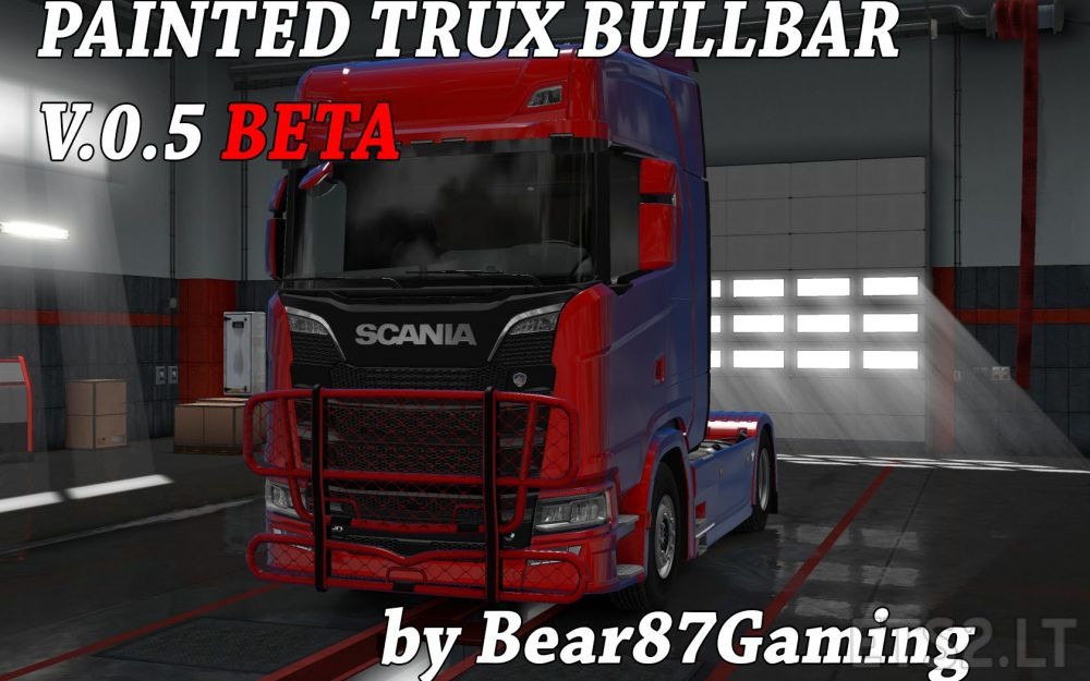 Bull Bar Ets 2 Mods