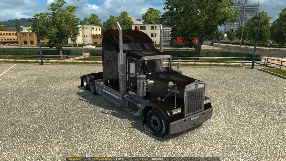 ATS Trucks Final Edition for ETS 2 | ETS 2 mods