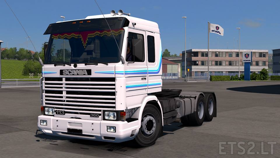 scania 113 | ETS 2 mods