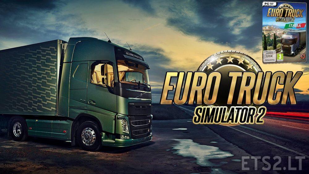 Full Profile for Euro Truck Simulator 2 91% | ETS 2 mods