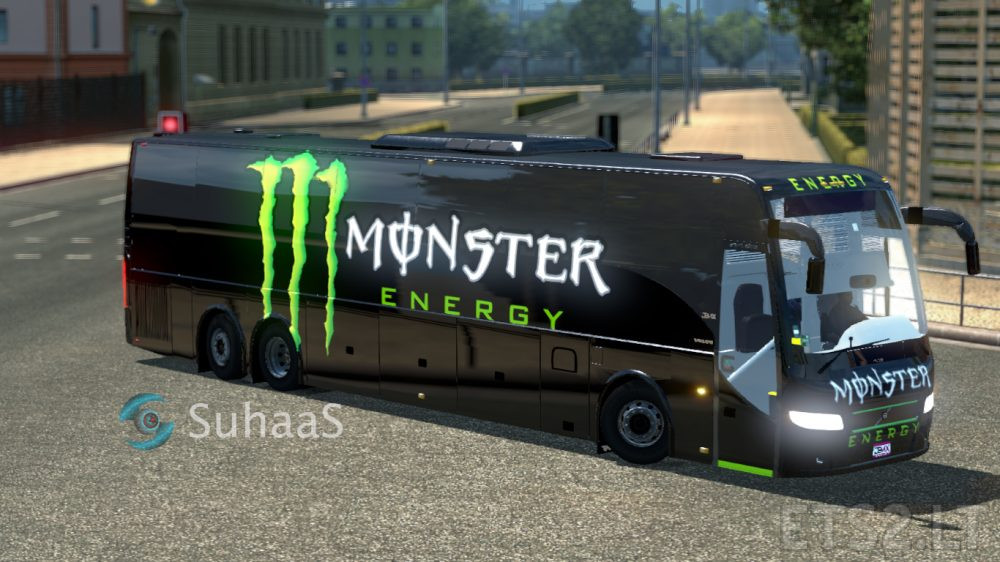 volvo bus ets 2 mods
