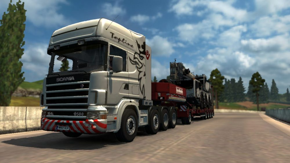 Real indian Horns [updated 2017] | ETS 2 mods