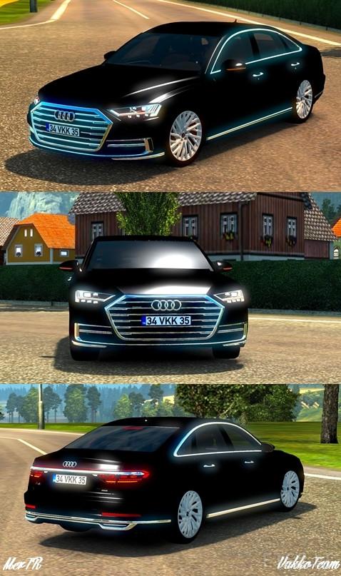 Audi A8 2018 Cars