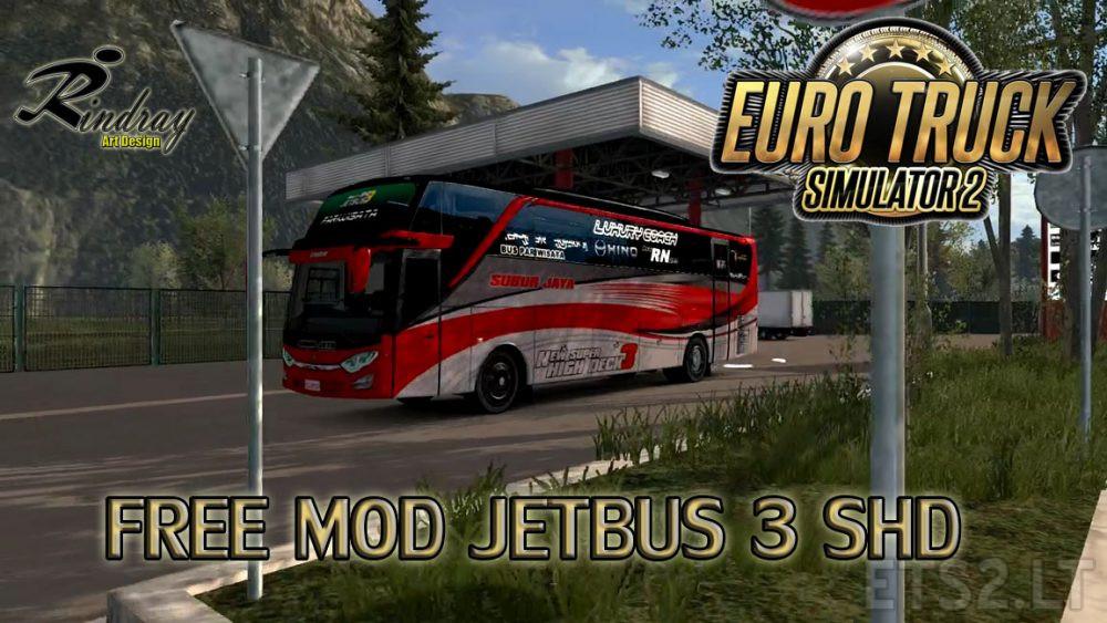 Jetbus 3 Shd Ets 2 Mods