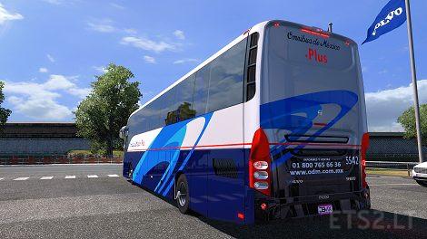 Bus Volvo 9800 Premium | ETS 2 mods