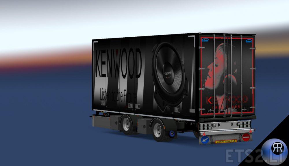 Kenwood Mods