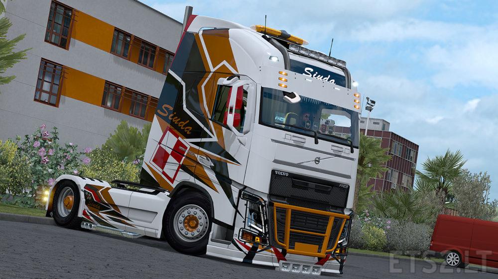 моды для euro truck simulator 2ohaha