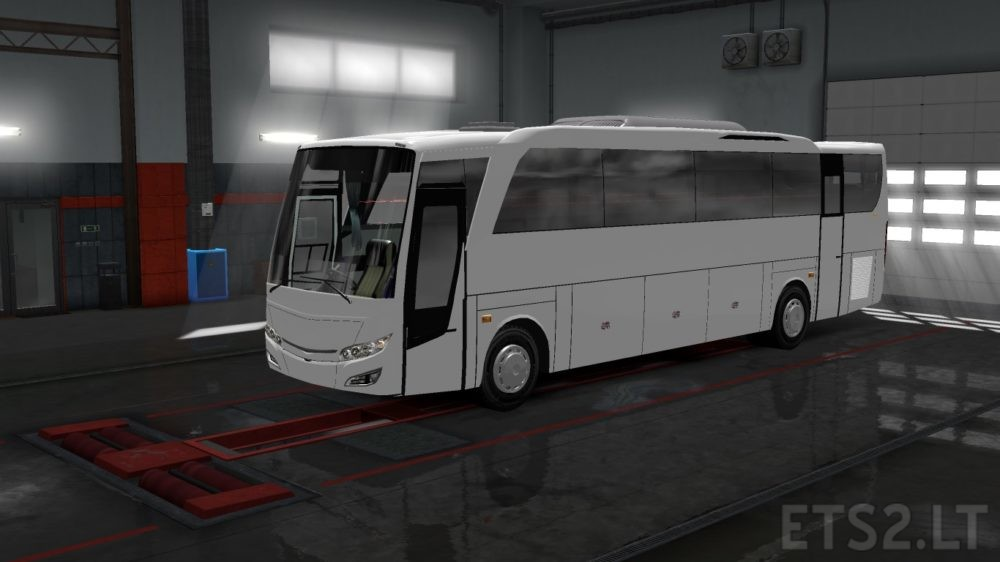 bus indonesia | ETS 2 mods