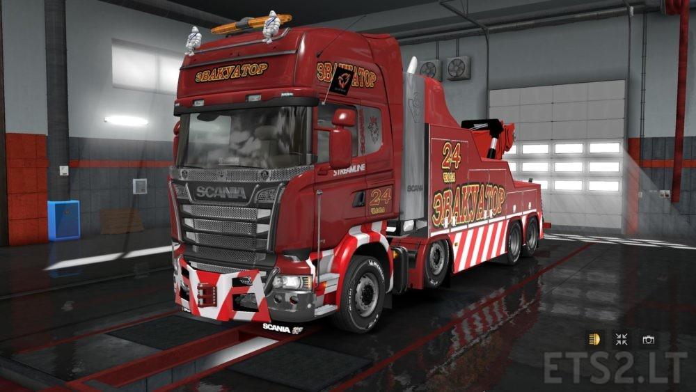 tow truck | ETS 2 mods