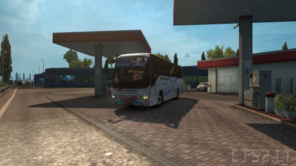 bus passenger | ETS 2 mods