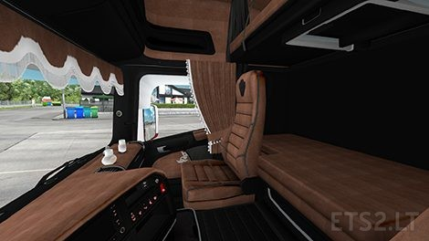 Scania Interior Ets 2 Mods Part 8