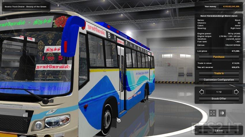 bus MOD | ETS 2 mods