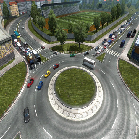 NEW] AI Traffic Mod for Version: 1 33 by D B Creation Dev Team | ETS