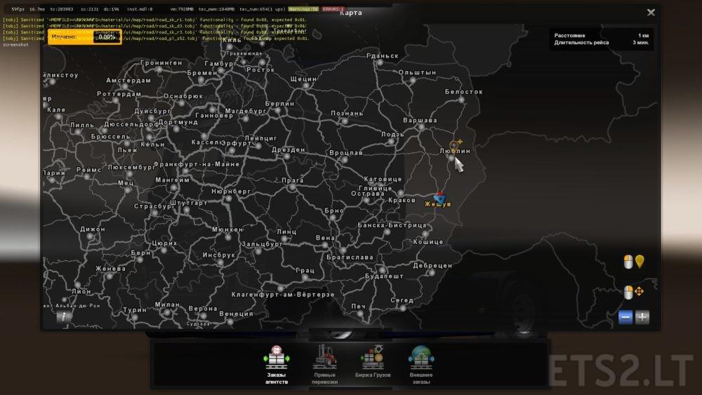 Poland Map Ets 2 Mods