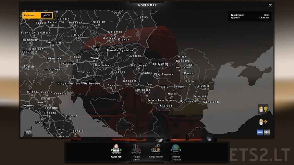 Romania Map Ets 2 Mods
