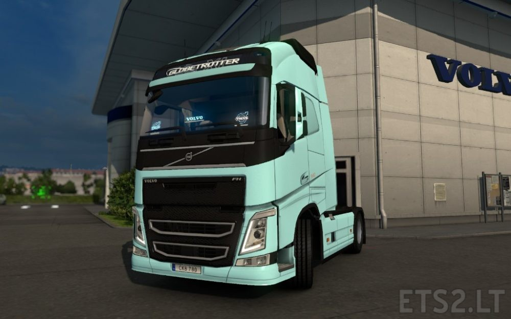 Volvo FH & FH16 2012 Reworked [Updated 07 12 2018] | ETS 2 mods