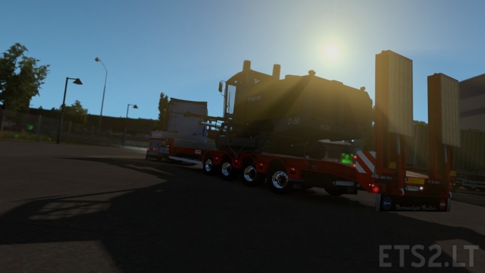 heavy trailer | ETS 2 mods - Part 8