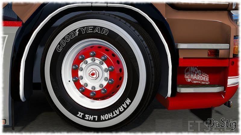 Wheels Pack Ets 2 Mods