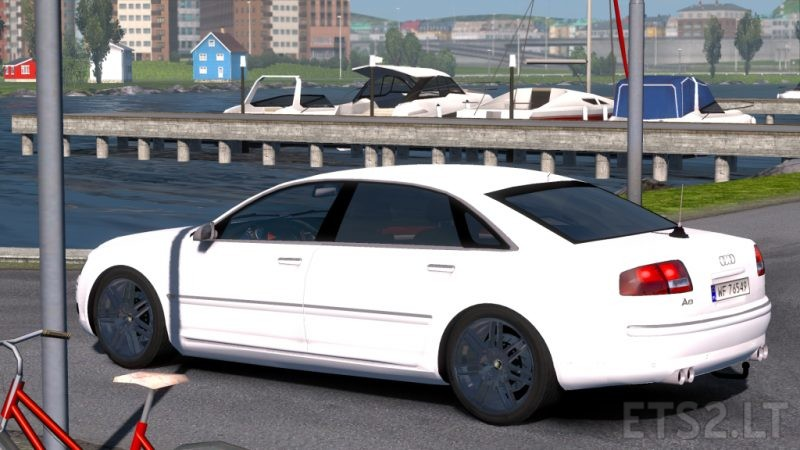 Audi Mods Ets 2 Mods