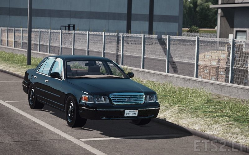 Ford Crown Victoria | ETS 2 mods