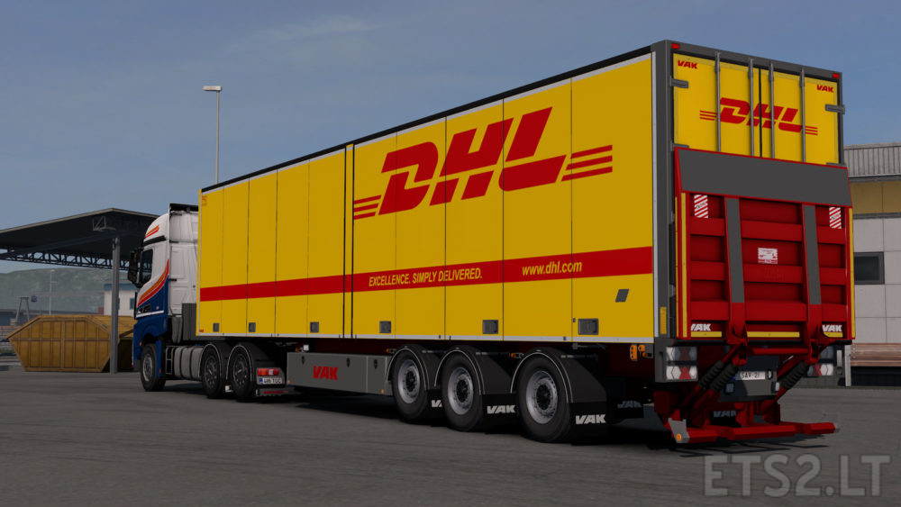 Vak Trailers By Kast Ets 2 Mods
