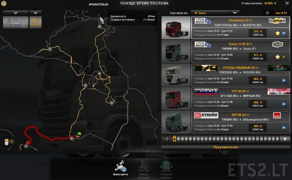 over size | ETS 2 mods - Part 67