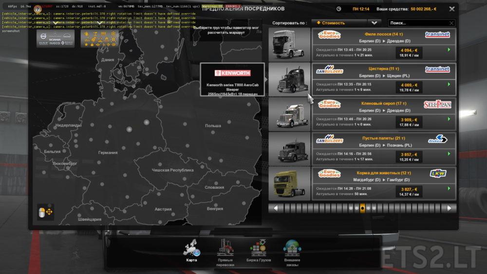 American Trucks for Euro Truck Simulator 2 1 33 x | ETS 2 mods