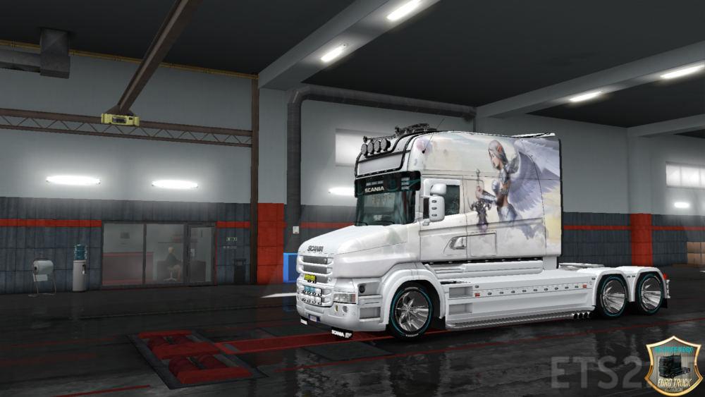 own truck skin | ETS 2 mods - Part 25