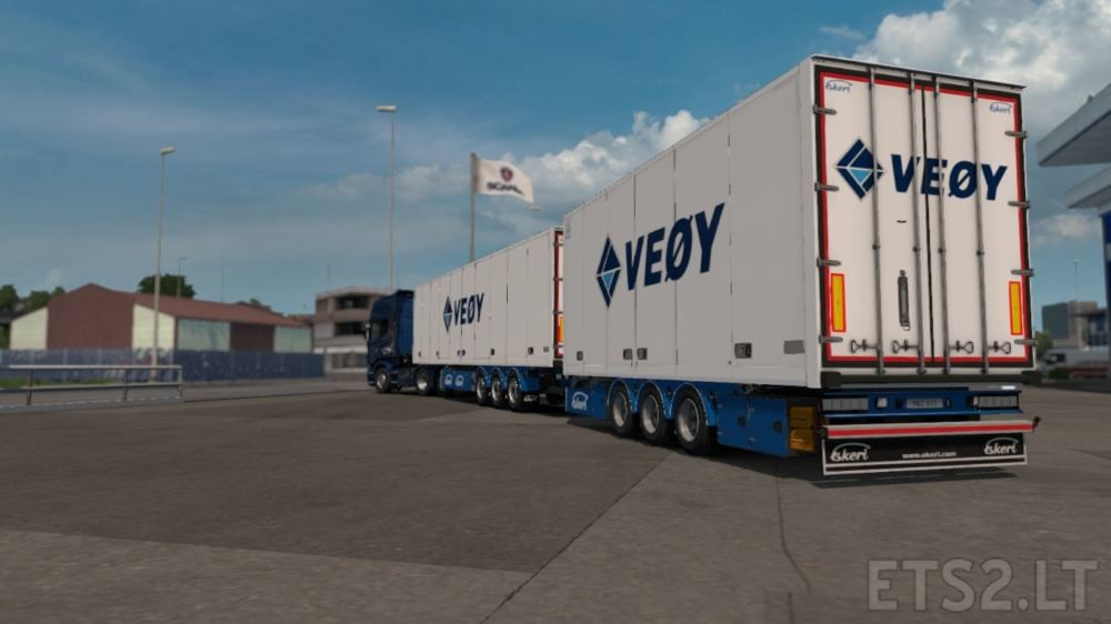 long trailers | ETS 2 mods