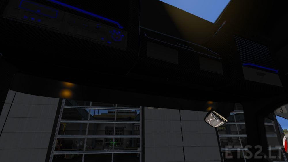 Interiors | ETS 2 mods - Part 3