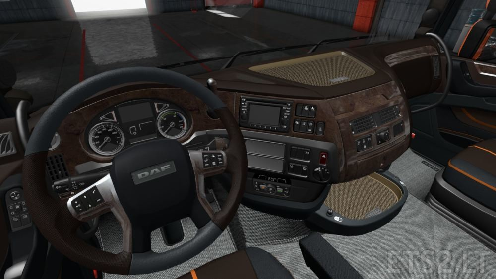 daf interior | ETS 2 mods - Part 6