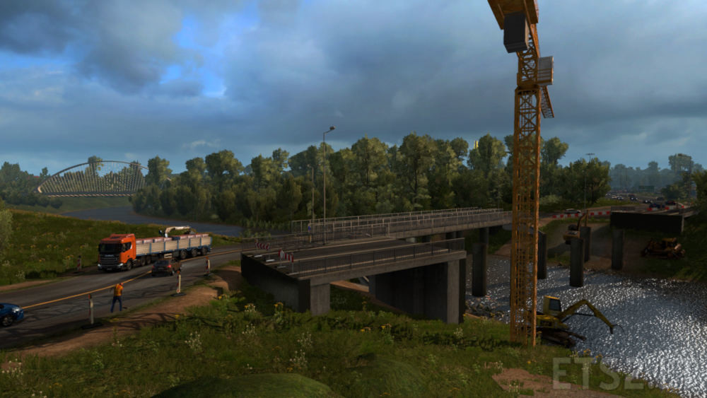 Poland Rebuilding 2 3 2 (for PM 2 33 and ETS2 1 34) | ETS 2 mods