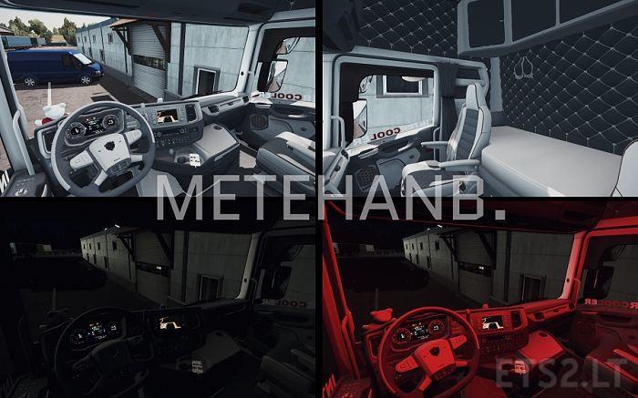 Scania S730 Custom | ETS 2 mods