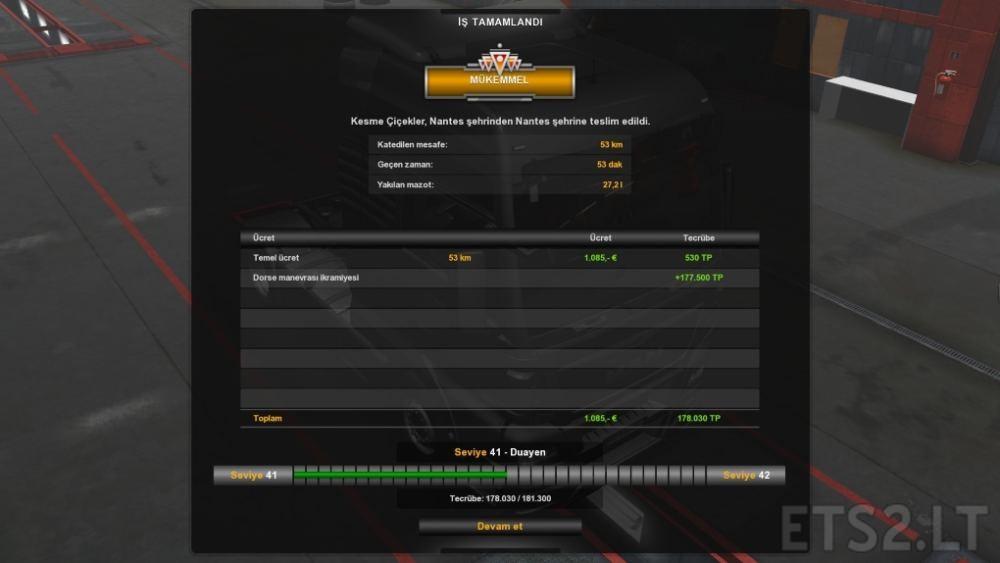 economy MOD | ETS 2 mods
