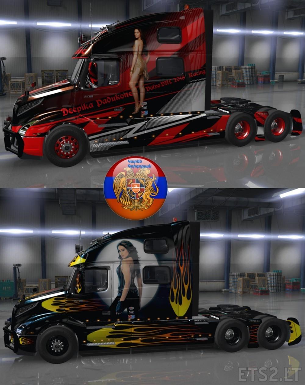 racing | ETS 2 mods