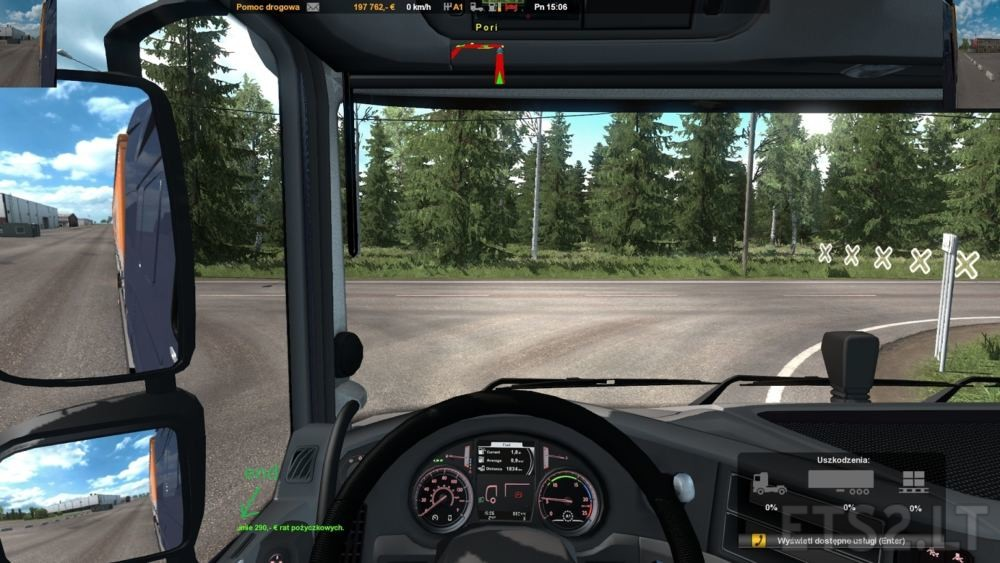 route advisor   ETS 2 mods
