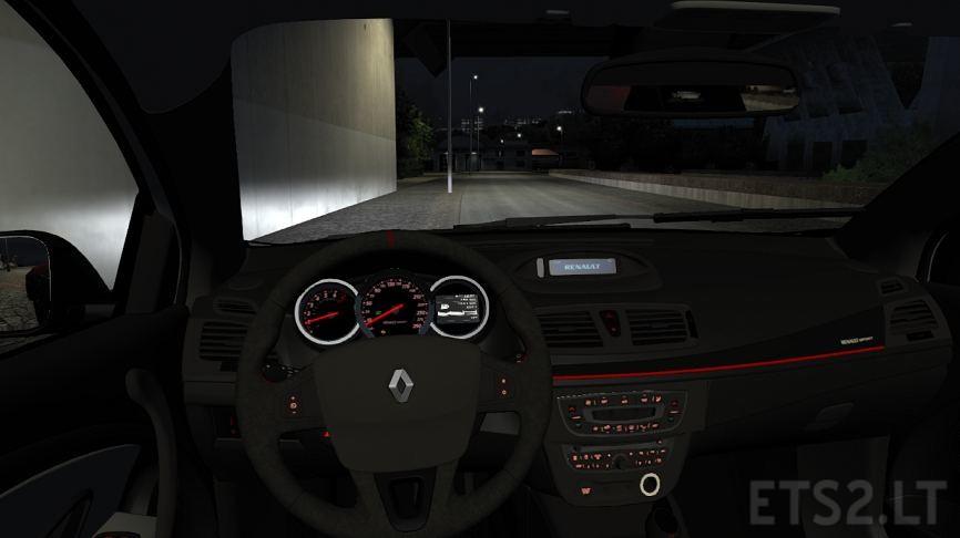 Renault Megane 3 Rs V1r4 134 Ets 2 Mods