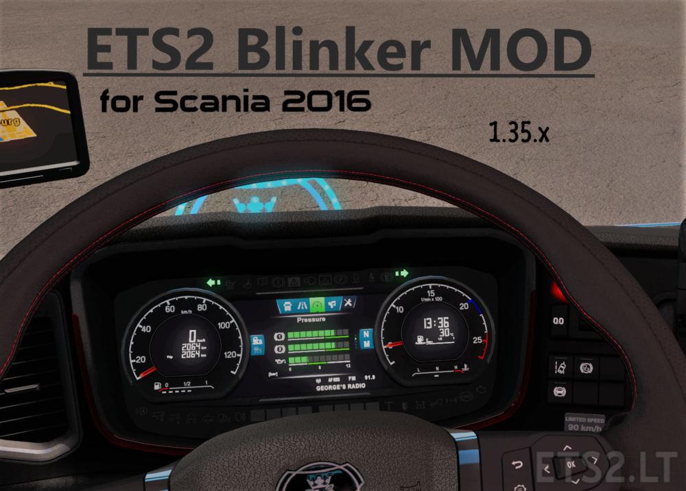 blinker | ETS 2 mods