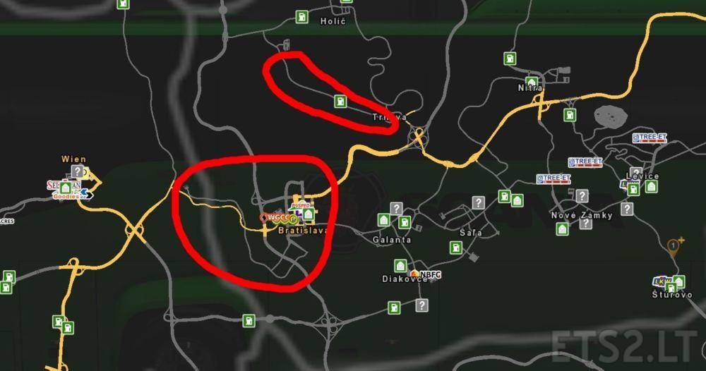 map editor | ETS 2 mods